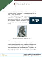 1) Teoria y Formulas de Analisis y Diseño de Vigas