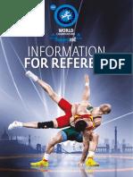 Referees Information Budapest