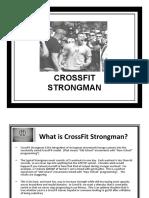 Crossfit - Strongman Manual