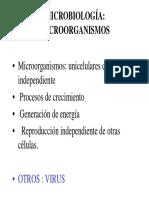 Clase i Microbiol
