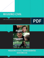 Clase 5 Registro Civil