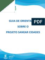Guia de Orientação Projeto Sanear Cidades