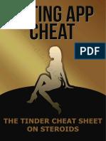 Edoc.site Dating Cheat