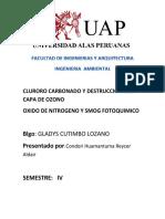 CLURO CARBONATO