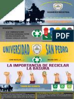 Presentacion Ingenieria Ambiental Reciclaje