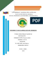 I360011126 Evaluacion de La Acividad Enzimatica de La Papaina en La Coagulacion de La Leche 1