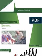 hipertension pulmonar rotacion