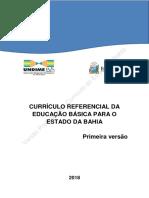 Curriculo Bahia