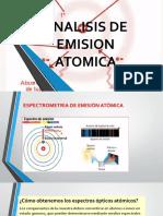 emision atomicA