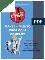 Coca Cola Mantenimiento