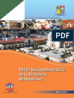Perfil_sociodemografico de La Prov Huancayo_sxp