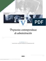 Propuestas Contemporaneas de Administracion. Torres Hernández, Zacarías. Teoría General de La Administración (2a. Ed.).