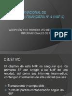 PRESENTACION NIIF 1
