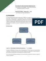 Admisiones PBEM 2019 2
