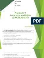 TP 7 La Monografía_3 y 5 de Mayo