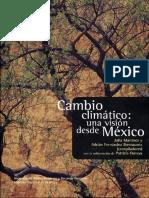 Victor Jaramillo Cambio Climatico Una Vision Desde Mexico