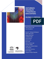 2- Entornos Digitales y Políticas Educativas Capítulo III Paula Sibilia