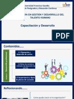 UFG - Capacitación y Desarrollo - U II