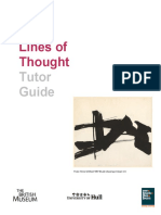 Lines of Thought - drawings - Tutor Pack