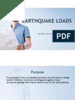 Earthquake Load
