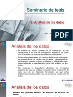 Analisis de Los Datos