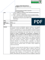 Ficha RAE Psicología
