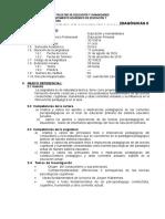 Sílabo de Corrientes Psicopedagogicas II