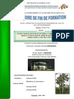 Mémoire DANDJINOU Arnaude