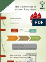 Efectos Adversos de La Transfusión Sanguínea Tuani-final Xdxdxd