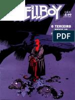 Hellboy - The Third Wish #02