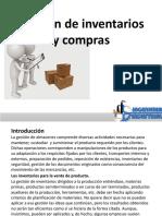 Gestión de Inventarios y Compras
