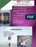 Tipos de Emprendedore Diapos Ultimo
