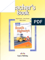 Teachers Book - Roads and Highways - Career Paths Construction II