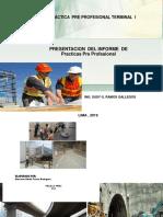 ESTRUCTURA DE INFORME Y SUPERVISION DE PRACTICAS PRE PROFESIONALES (1)