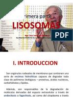 Clase 17 - Lisosomas y Peroxisomas