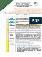 Informe de Gestión - Guía Para Alumnos