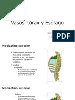Vasos Torax  y Esófago.pptx
