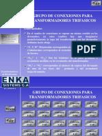 Grupo de Conexiones Para Transformadores Trifásicos - Enrique Ysasis - Editorial ENKA Sistems