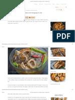 Cansi Recipe (Ilonggo Bulalo and Sinigang Combined) - Panlasang Pinoy