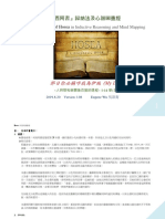 Hosea 何西阿書歸納法及心智圖整理 1-14章 (全)
