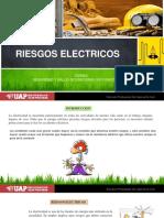 Semana 9 Riesgos Electricos