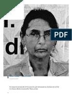 Crónicas del crimen. Graciela Hammes_ asesinó a su marido para cobrar un seguro - LA NACION