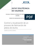 DÍAZ - Control y Visualización de Un Proceso de Fabricación de Platos de Ducha.