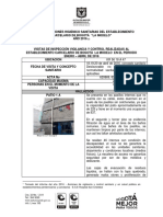 Informe Ecb Modelo Enero - Abril 2016 Sds
