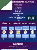 EXPOSICION RELIGIONES