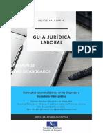 2019 Guia Juridica en Materia Laboral