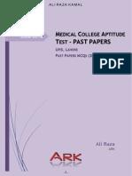 MCAT_Past_PaperS.pdf · Version 1
