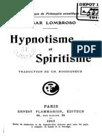 Hypnotisme et spiritisme -- Cesare Lombroso.pdf