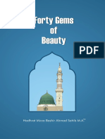 Forthy gems of beauty