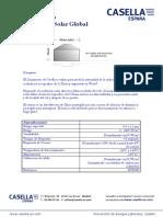 Solarímetro Casero